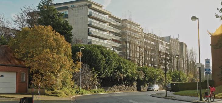Inauguration de 26 nouveaux logements avenue F. Léger